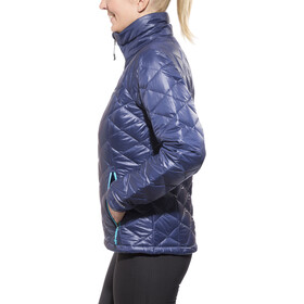 Columbia Trask Mountain Jacket 650 TurboDown Women, nocturnal/atoll